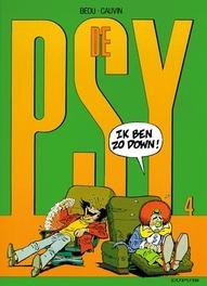 PSY 04. IK BEN ZO DOWN! PSY, Bedu, Paperback