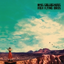 WHO BUILT THE MOON? Noel Gallagher's High Flying Birds, CD