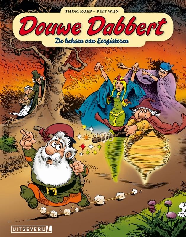 DOUWE DABBERT 13. DE HEKSEN VAN EERGISTEREN DOUWE DABBERT, Thom Roep, Paperback