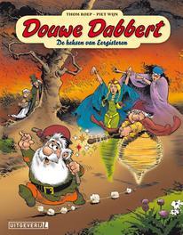 DOUWE DABBERT HC13. DE HEKSEN VAN EERGISTEREN (MET DOSSIER) de heksen van Eergisteren, Thom Roep, Hardcover