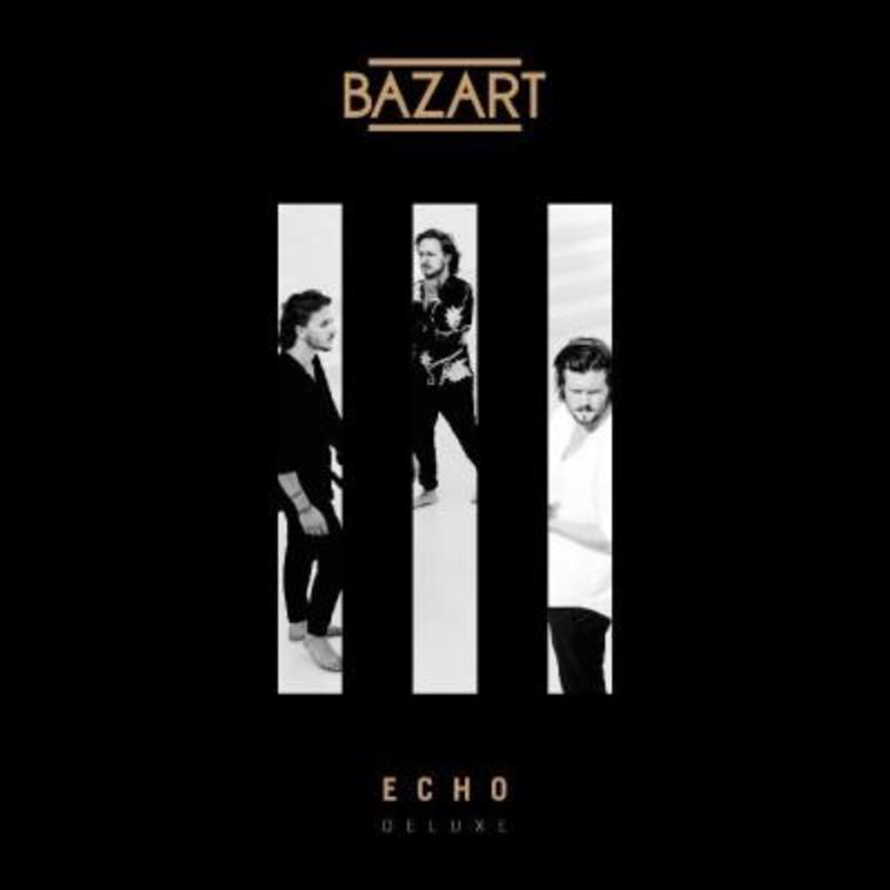 ECHO -DELUXE- BAZART, CD