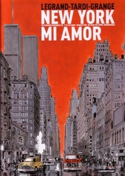 AUTEURSSTRIPS - TARDI 02. NEW YORK MI AMOR