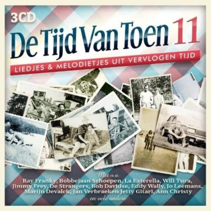 TIJD VAN TOEN 11 V/A, CD