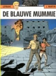 LEFRANC 18. DE BLAUWE MUMMIE LEFRANC, MARTIN, JACQUES, Paperback