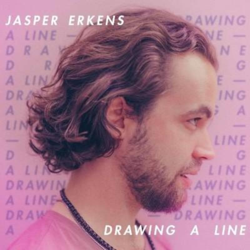 DRAWING A LINE JASPERS ERKENS, CD