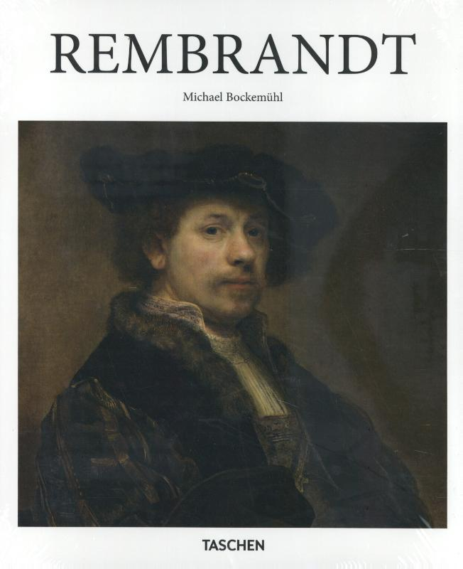 Rembrandt basismonografie Michael Bockemühl, Hardcover