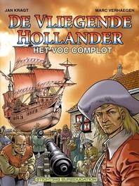EUREDUCATION 02. DE VLIEGENDE HOLLANDER, HET VOC COMPLOT het VOC-complot, Verhaegen, Marc, Paperback