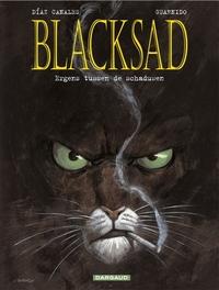 BLACKSAD 01. ERGENS TUSSEN DE SCHADUWEN BLACKSAD, GUARNIDO JUANJO, CANALES JUAN DIAZ, Paperback