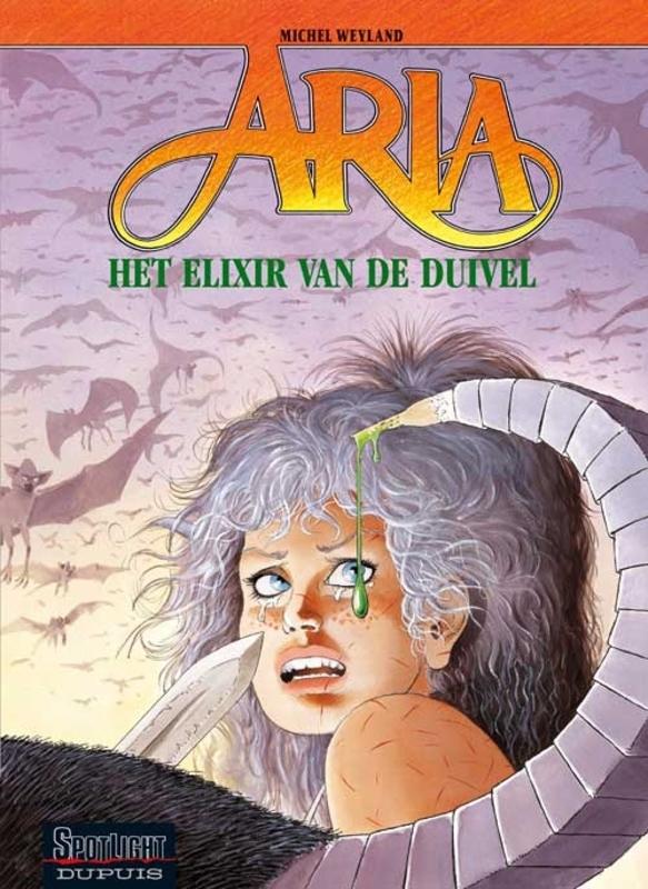 ARIA 28. HET ELIXER VAN DE DUIVEL ARIA, Weyland, Michel, Paperback