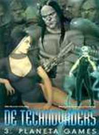 TECHNOVADERS 03. PLANETA GAMES TECHNOVADERS, JANJETOV, ZORAN, JODOROWSKY, ALEJANDRO, Paperback