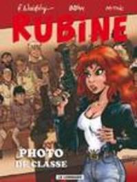 RUBINE 11. KLASSENFOTO Boyan, WALTHERY, MYTHIC, Paperback