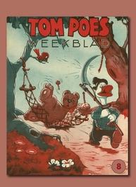TOM POES HC08. WEEKBLADEN 08/13 TOM POES, TOONDER M, Hardcover