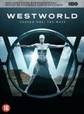 Westworld - Seizoen 1, (DVD) BILINGUAL /CAST: ANTHONY HOPKINS, ED HARRIS