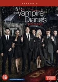 Vampire diaries - Seizoen 8, (DVD) BILINGUAL /CAST: PAUL WESLEY, NINA DOBREV DVD