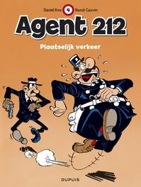 AGENT 212 04. PLAATSELIJK VERKEER AGENT 212, KOX, DANIËL, CAUVIN, RAOUL, Paperback