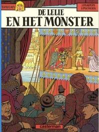 TRISTAN 06. DE LELIE EN HET MONSTER TRISTAN, Martin, Jacques, Paperback