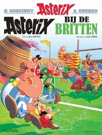 ASTERIX 8. BIJ DE BRITTEN ASTERIX, UDERZO, ALBERT, GOSCINNY, RENÉ, Paperback