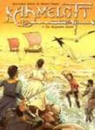 KAAMELOTT 02. DE MAGISCHE ZETELS de magische zetels, DUPRÉ, STEVEN, ASTIER, ALEXANDRE, Paperback