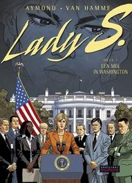 LADY S 05. EEN MOL IN WASHINGTON LADY S, AYMOND, VAN, HAMME JEAN, Paperback