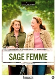 Sage femme, (DVD) CAST: CATHERINE DENEUVE, CATHERINE FROT DVDNL