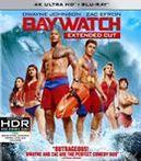 Baywatch, (Blu-Ray 4K Ultra...