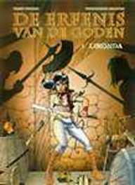 ERFENIS VAN DE GODEN 01. LIKONDA ERFENIS VAN DE GODEN, MANNISI, FREHEL, HERVÉ, Paperback