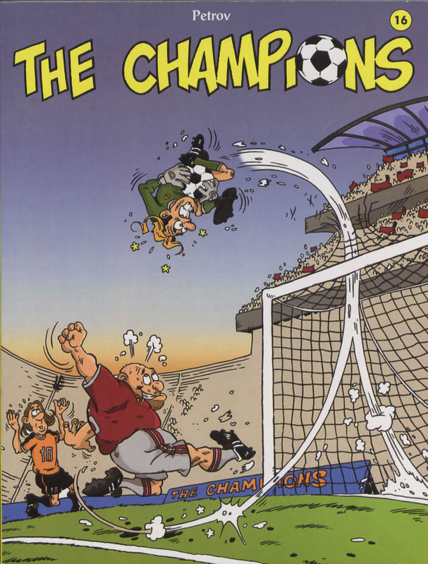 The Champions: 16 The Champions, Petrov, Paperback