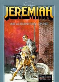 JEREMIAH 17. DRIE MOTORFIETSEN...OF VIER JEREMIAH, Hermann, Paperback