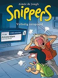 De eindstreep SNIPPERS, De Jongh, Aimée, Paperback