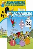 JOMMEKE VOORDEELPAKKET 03. 2 X GROOT SPELLETJESBOEK
