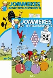 JOMMEKE VOORDEELPAKKET 03. 2 X GROOT SPELLETJESBOEK JOMMEKE VOORDEELPAKKET, Nys, Jef, Paperback