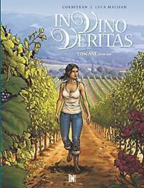 In Vino Veritas - Toscane 1 Eric, Corbeyran, Hardcover