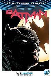 BATMAN HC01. IK BEN GOTHAM (HERBOREN) BATMAN, Snyder, Scott, Hardcover