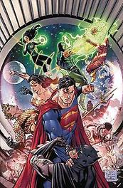 Justice League NL Rebirth 2 Hardcover