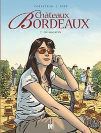 Chateaux Bordeaux 7 De oogsten Corbeyran, Eric, Hardcover