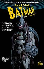 Batman NL All-Star Batman Rebirth 1 Scott, Snyder, Hardcover