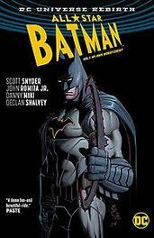 ALL-STAR BATMAN HC01. MIJN EIGEN VIJAND (REBIRTH) ALL-STAR BATMAN, Scott, Snyder, Hardcover