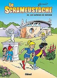 Katamarom 43 De kapriolen van Cupido Gos, Paperback