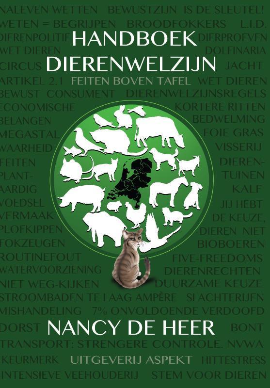 Dierenwelzijn feiten boven tafel, Nancy de Heer, Paperback