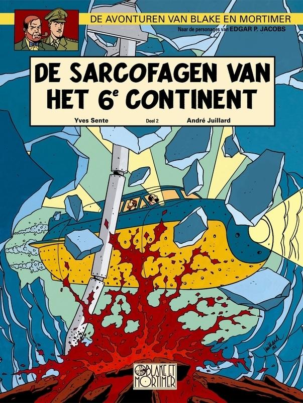 BLAKE EN MORTIMER 17. SARCOFAGEN VAN HET 6DE CONTINENT 02: HET DUEL VAN DE GEESTEN BLAKE EN MORTIMER, JACOBS, EDGAR PIERRE, Paperback