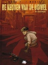 KEUKEN VAN DE DUIVEL HC01. HET REUZENMAAL KEUKEN VAN DE DUIVEL, Marie, Damien, Hardcover