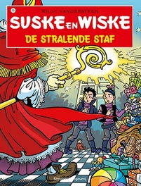 De stralende staf SUSKE EN WISKE, Vandersteen, Willy, Paperback