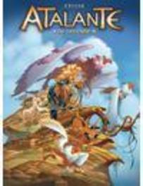 ATALANTE HC04. DE VLUCHT VAN DE BOREADEN ATALANTE, Crisse, Hardcover