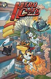 Hero Cats of Stellar City Year One, Kyle, Puttkammer, Hardcover