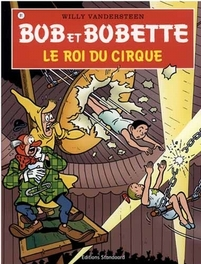 Le roi du cirque Bob et Bobette, Vandersteen, Willy, Paperback