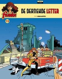 FRANKA 13. DE DERTIENDE LETTER (GEHEEL HERZIENE EDITIE) FRANKA, KUIJPERS, HENK, Paperback