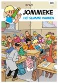 JOMMEKE 229. HET SLIMME VARKEN