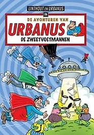 176 De Zweetvoetmannen Urbanus, Urbanus, Paperback