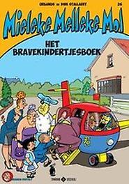 Het bravekindertjes boek URBANUS VERTELT, Dirk Stallaert, Paperback