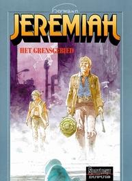 JEREMIAH 19. HET GRENSGEBIED JEREMIAH, Hermann, Paperback